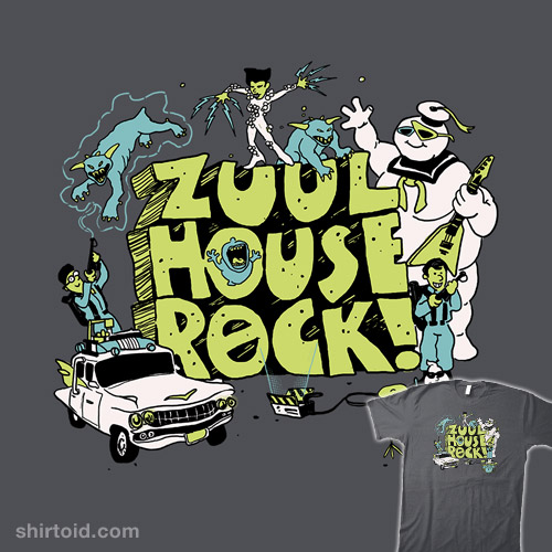 Zuul House Rock!