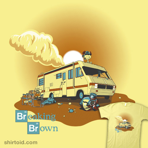 Breaking Brown
