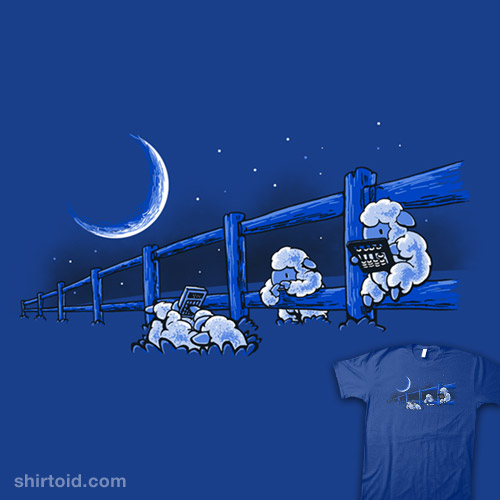 Awesome Things To Buy >> Counting Sheep | Shirtoid