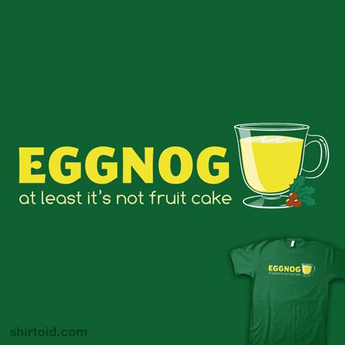 Eggnog!