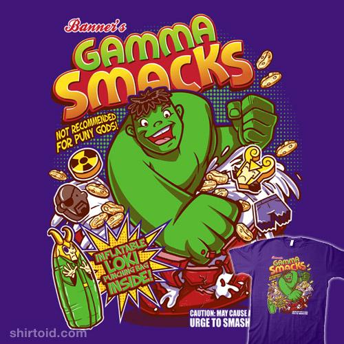 Gamma Smacks