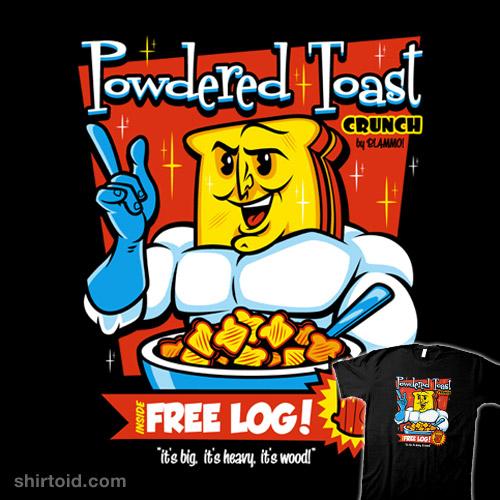 Powdered Toast Crunch