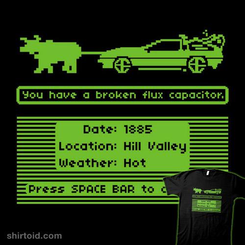 The DeLorean Trail