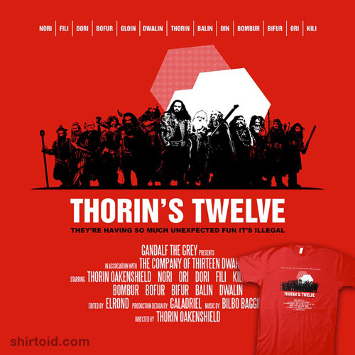 Thorin's Twelve