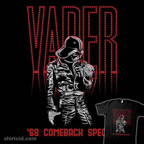 The Vader '68 Comeback Special – Version 2