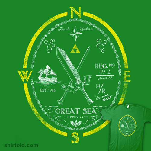 Great Sea Shipping Co.