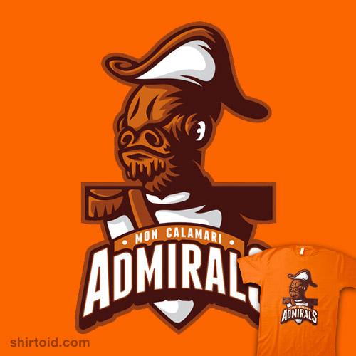 Mon Calamari Admirals