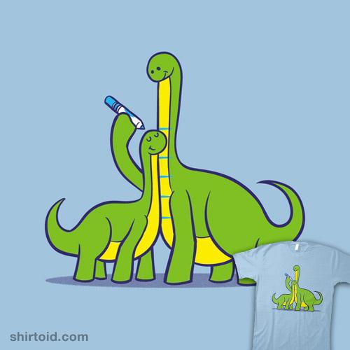 Dinosaur Growth Chart