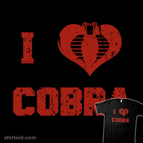 I Heart Cobra