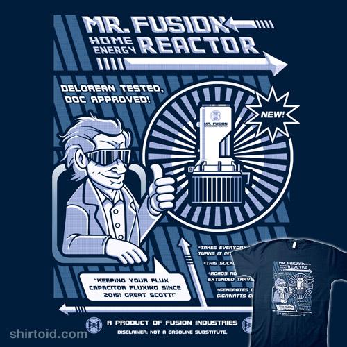 Mr. Fusion Ad