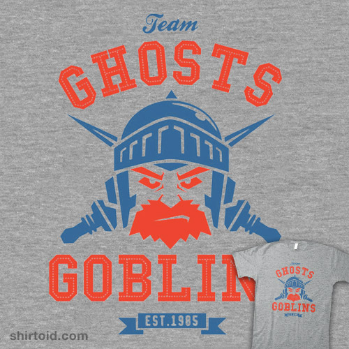 Team Ghost & Goblins