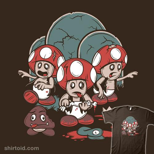 Tragic Mushrooms