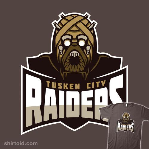 Tusken City Raiders