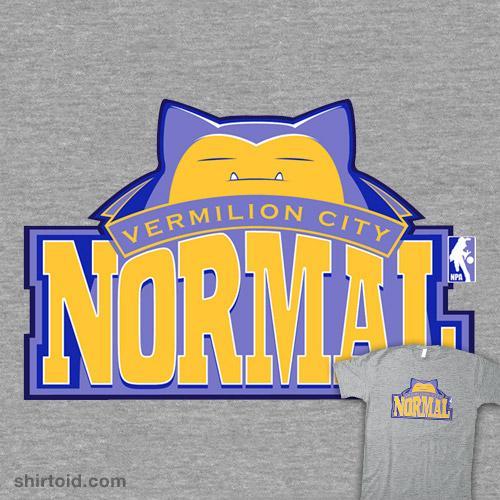 NPA Vermilion City Normal