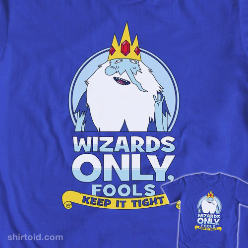 Wizards Only