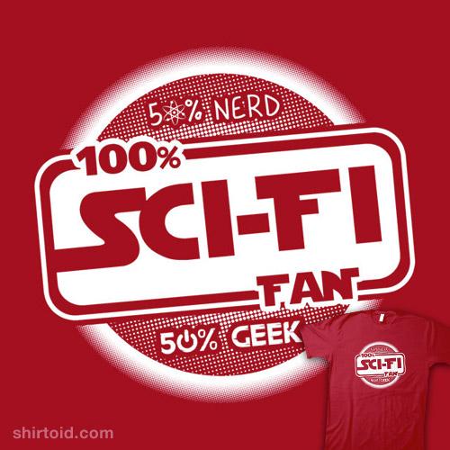 100 Percent Sci-Fi