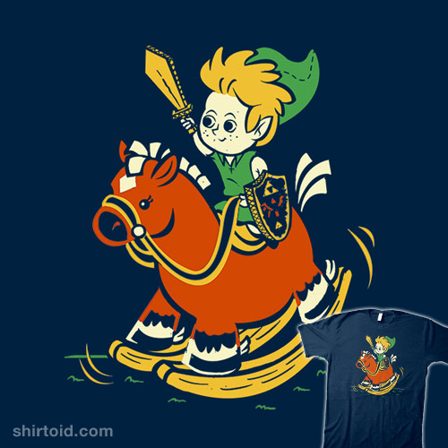 A Boy and His Epona
