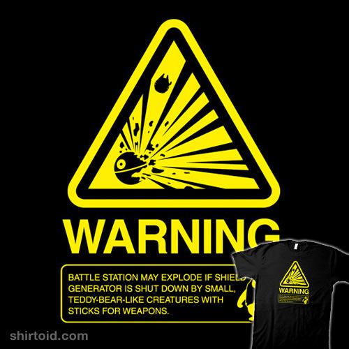 Empire Warning Label