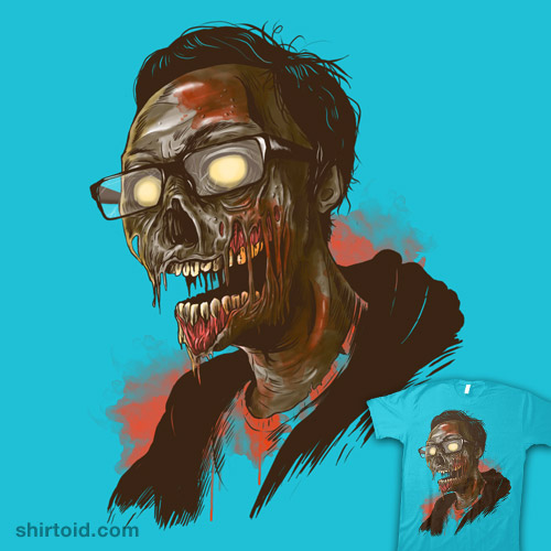 I was a Zombie before it was Cool