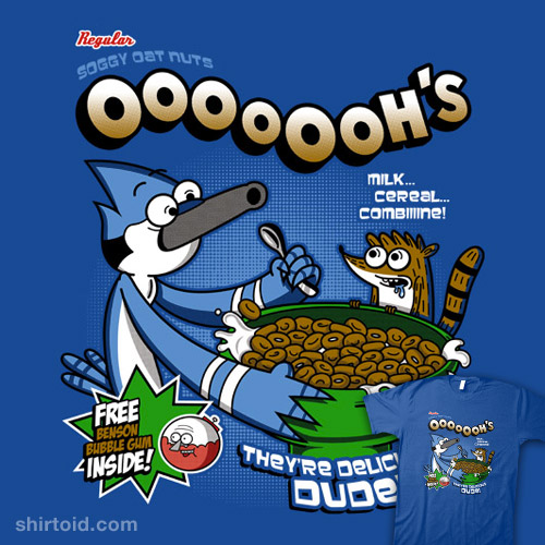 Regular OOOOOOH's Cereal