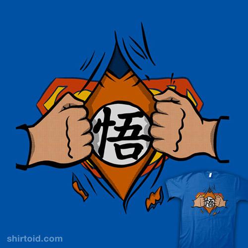 Super Saiyan Man