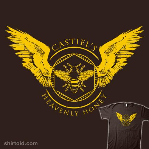 Castiel's Heavenly Honey