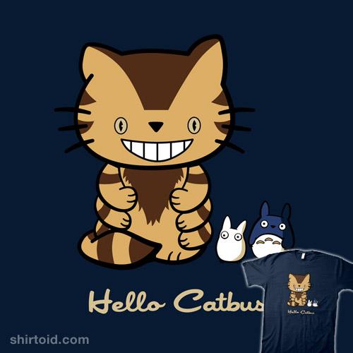Hello Catbus