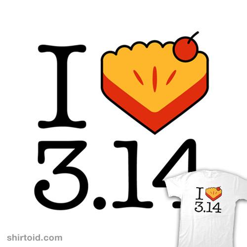 I Heart Pi(e)
