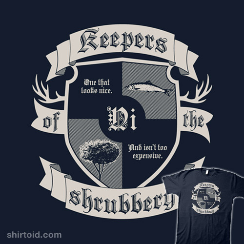 Keepers of the Shrubbery