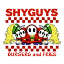 Shyguys Burgers and Fries