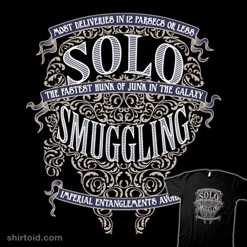 Solo Smuggling