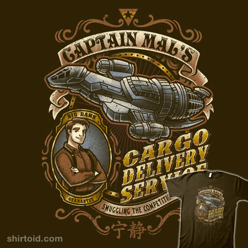 Captain Mal's Cargo Delivery