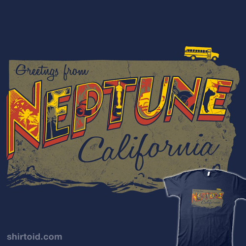 Greetings from Neptune