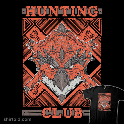 Hunting Club: Rathalos