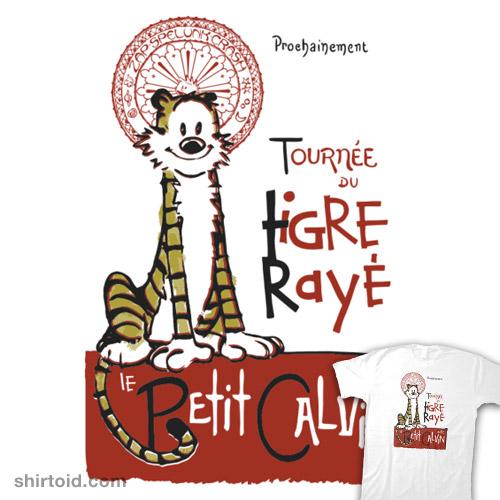 Le Tigre Raye