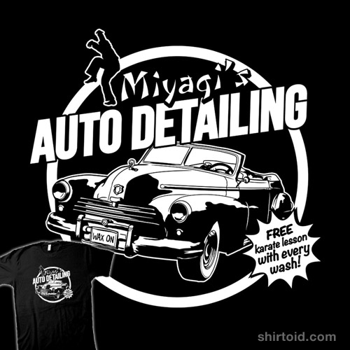 Miyagi's Auto Detailing