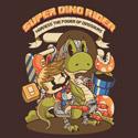 Super Dino Rider