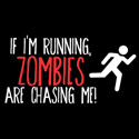 Zombies Chase Me