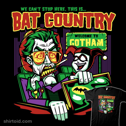 Harley's Bat Country
