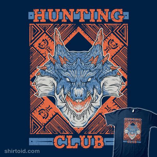 Hunting Club: Lagiacrus