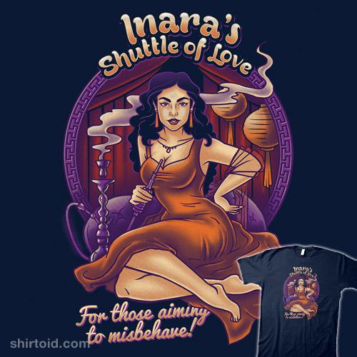 Inara's Shuttle of Love