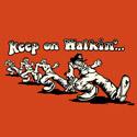 Keep On Walkin'...