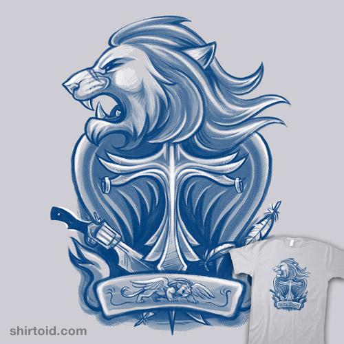 Lion Heart Guardian