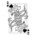 Alien Queen Of Spades