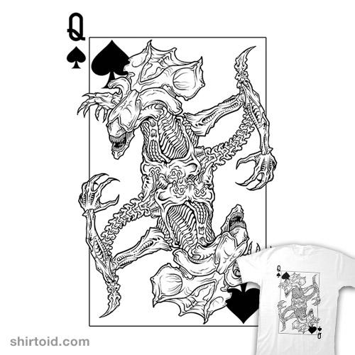 Alien Queen Of Spades