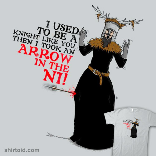 Arrow To The Ni