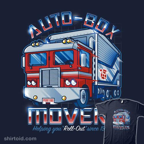 Auto-Box Movers