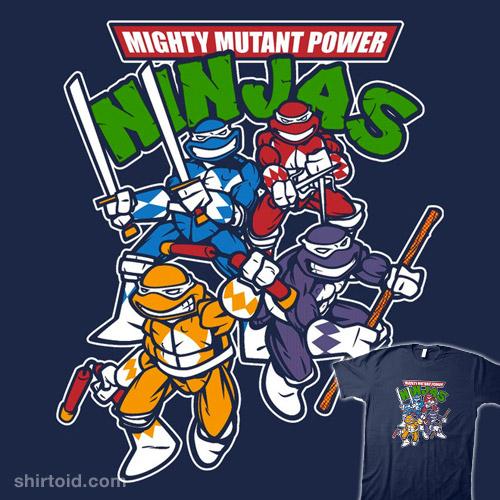 Mighty Mutant Power Ninjas