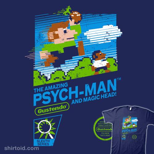 The Amazing Psych-Man