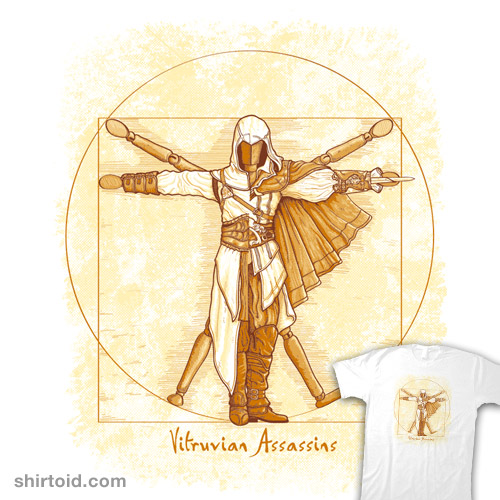 Vitruvian Assassins